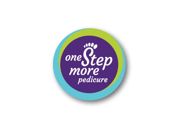 one_step_more_pedicure_logo